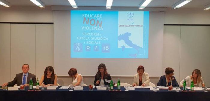Anche l'Ordine degli avvocati di Messina sottoscrive la carta della non violenza di Taormina contro la violenza di genere.